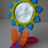 Как сделать зеркало для куклы? - YouTube
