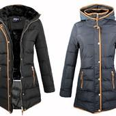 Женская куртка пуховик пальто