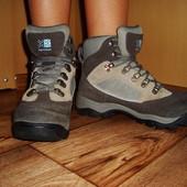 "Ботинки туристические ""Karrimor"", водонепроницаемые, 37-38 размер. Черевики туристичні."