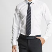 16-117 Мужская рубашка / lc waikiki / Рубашка в клетку / чоловічий одяг / школьная форма