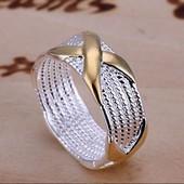 Элегантное Кольцо Стерлинговое Серебро 925 проба