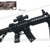 Снайперская винтовка муз.свет.инфракрасный луч