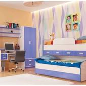 Комплект мебели для детской Детский мир