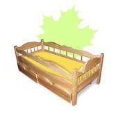 Кровать детская из ясеня