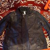 Куртка кожаная Canda(C&A Германия)