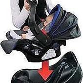 Автокресло с базой Graco Junior Baby 0-13 кг