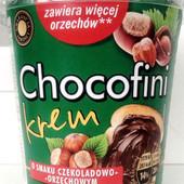 Шоколадная паста Chocofini 400 грам  шоколадно-ореховая паста