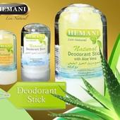 Натуральный дезодорант - алунит
