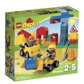 Lego Duplo 10518 Моя первая стройплощадка