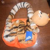 Детская сумочка-змея.