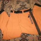 брюки  тьоплие лижние