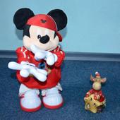 Танцующий Микки Маус интерактивная игрушка Fisher Price