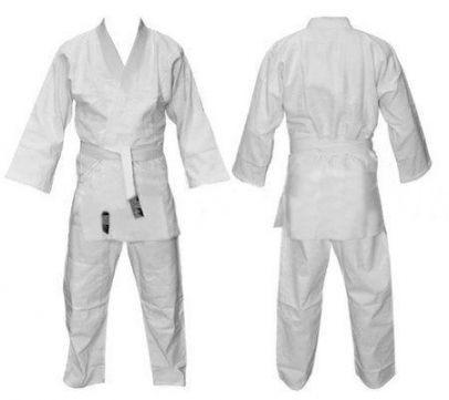 Кимоно для карате, дзюдо (форма для единоборств) фото №1