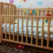 Детская кроватка Верес соня лд12. Состояние отличное. Киев