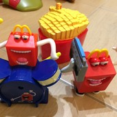 МакДональдз McDonalds'Happy meal