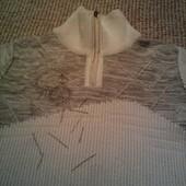 Теплый свитер р. L