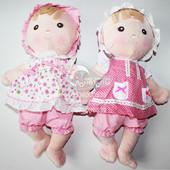 Тканевая кукла - пупс 40см