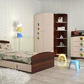 Гарантия 2 года! Комплектуете сами! Модульная детская комната 3в1, 6 предметов, укр. производство