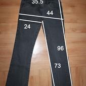 женские джинсы р. 8
