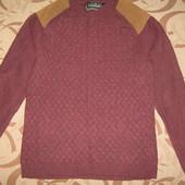 Теплий светер свитер Topman на ріст 168 - 172 см (розмір XS). шерсть