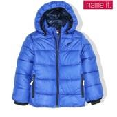 Очень легкая по весу, теплая и красивая куртка для мальчика Name it , еврозима