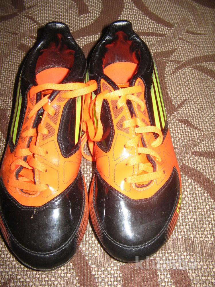 Бутси (копочки, бутсы) adidas 32 р. стелька 20 см фото №1