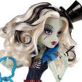 кукла монстр монстер хай Френки штеин цирк шапито Monster high Freak du Chic