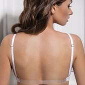 в наличии новый женский бюстгалтер с силиконовой невидимой спинкой