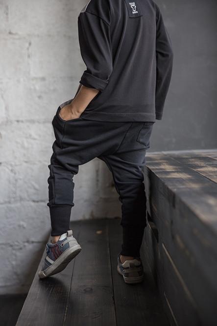 Распродажа! крутые штаны с карманами. практичные и стильные. размеры 86, 92см. фото №1