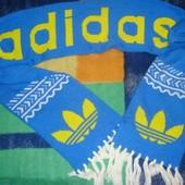 Фірмовий шарф Adidas.Оригінал .Унісекс .