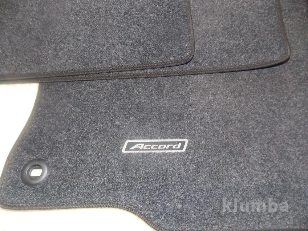 Новые коврики Honda Accord 8 фирменные-снизила цену! фото №1