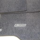 Новые коврики Honda Accord 8 фирменные-снизила цену!