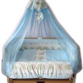 Постельный комплект в кроватку Bonna comfort