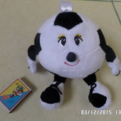 мячик колобок-мягка іграшка