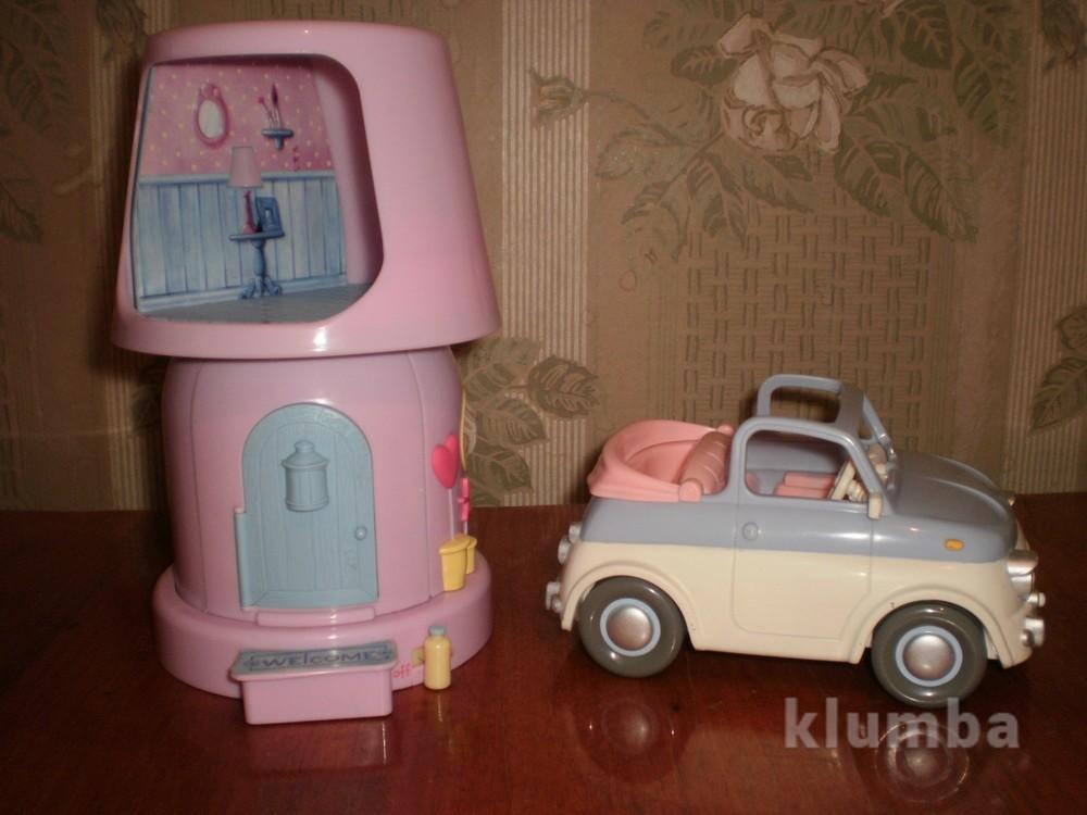 Домик и машинка blue nose friends фото №1