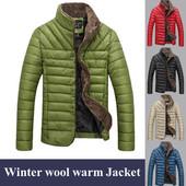 Куртка зимняя в наличии