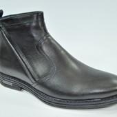 Мужские кожаные ботинки Y-3