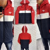 Куртка мужская Adidas *-10*