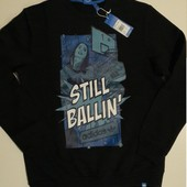 Джемпер Adidas Originals G still ball crew оригинал