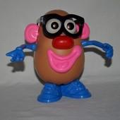 Playskool фирменный конструктор мистер картошка картофельная голова Mr. Potato Head Hasbro