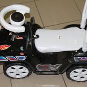 Машина-каталка Орион Джип. Артикул 419