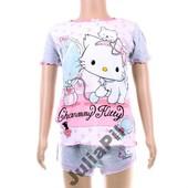 Детская футболка+шортики Charmmy Kitty