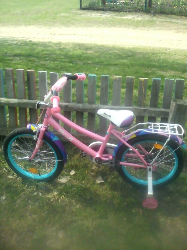 Профи геометрия 12 14 16 18 20 велосипед для девочки profi geometry фото №1