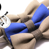 Галстук-бабочка Lazy tie
