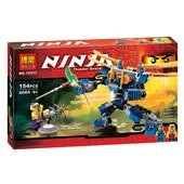 Конструктор Bela Ninjago / ниндзяго ниндзя 10317 летающий робот Джея
