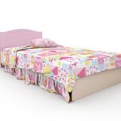 Гарантия 2 года! Кровать Kiddy №3 70x140 см, укр. производство