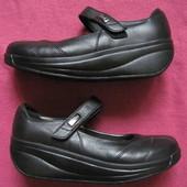 Joya Marylin (разм. 37, 23,5 см) ортопедические балетки кроссовки кожаные женские