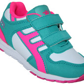 Детские кроссовки для девочки Axboxing Польша размеры 25-30 № 80002 (3 цвета)