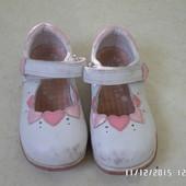 сандалії туфлі 14см 5розмір.