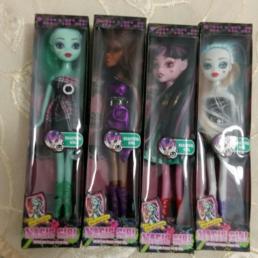 Куклы monster high (копии), новые фото №1